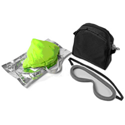 Fire Escape Masks Survival Kits, emergency supply, emergency kits, survival information, survival equipment, child survival guide, survival, army, navy, store, gas, mask, preparedness, food storage, terrorist, terrorist disaster planning, emergency, survivalism, survivalist, survival, center, foods